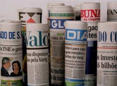 Circulação de jornais impressos cresce 3,5% no Brasil